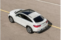 Fotos de coches Mercedes-Benz Clase GLE Coupé