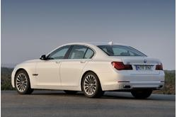 Fotos coches BMW  BMW  Serie 7 730d xDrive