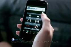 Video Buick Enclave Remotelink