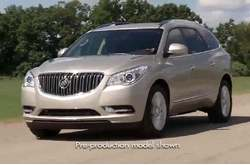 Video Buick Enclave Seguridad