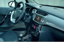 Citroën C3 Interior
