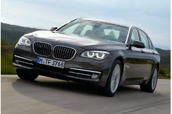 Fotos coches BMW  BMW  Serie 7 760Li