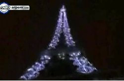Citroën C3 Eiffel Light Show