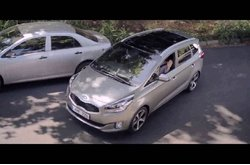Video KIA Carens Parking Assist