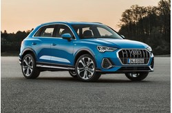 Fotos coches Audi  Audi  Q3 Advanced 45 TFSI quattro S tronic