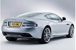 Fotos coches Aston Martin DB9