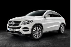 Fotos coches Mercedes-Benz Clase GLE Coupé