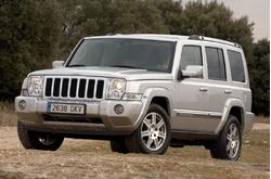 Asegurar JEEP COMMANDER