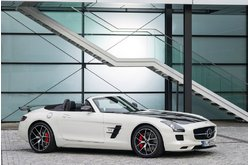 Mercedes-Benz SLS AMG GT Final Edition Roadster 2010