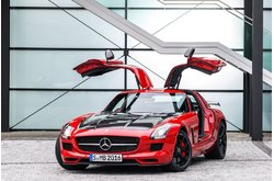 Mercedes-Benz SLS AMG GT Final Edition 2010
