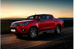 Fotos coches Toyota Hilux