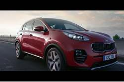 Vídeo KIA Sportage 2016 Trailer