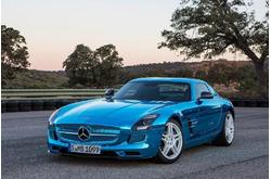 Mercedes-Benz SLS AMG Electric Drive 2010