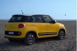Video Fiat 500L Trekking Estático