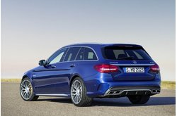 Mercedes-AMG C 63 Estate 2015