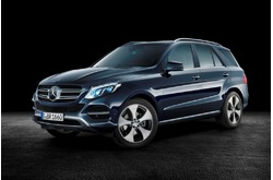 Fotos coches Mercedes-Benz  Mercedes-Benz  Clase GLE GLE 350 d 4MATIC