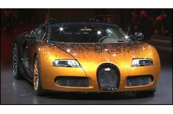 Video Bugatti Veyron Grand Sport Venet