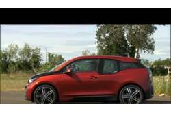 Video BMW i3 Orange y Silver