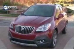 Video Buick Encore Vista Exterior