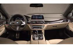BMW M760Li xDrive 2016 Interior