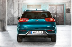 Fotos coches Kia  Kia  Niro 1.6 HEV Emotion