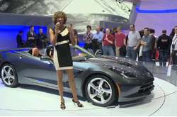 Video Chevrolet Corvette Stingray Ginebra 2013