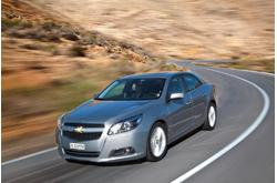 Fotos de coches Chevrolet Malibu