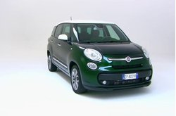 Video Fiat 500L Living Estático