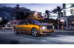 Vídeo Bentley Mulsanne Speed 2015 Trailer