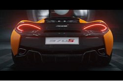 Vídeo McLaren 570S Coupé 2016 Trailer