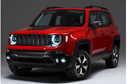 Jeep Renegade Plug-in Hybrid 2020