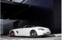 Fotos coches Mercedes-Benz SLS AMG