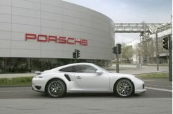 Video Porsche 911 Turbo S Aerodinámica
