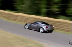 Alfa Romeo 4C Goodwood 2013