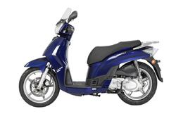 Fotos motos KYMCO People S 200i