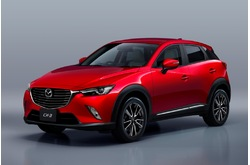 Fotos coches Mazda  Mazda  CX-3 Luxury 2.0 150 CV AWD