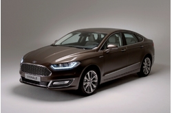 Ford Mondeo Berlina Vignale 2015