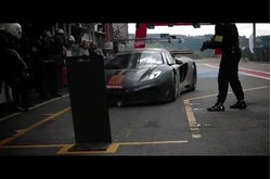 Video McLaren MP4-12C GT3 Competición