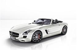 Mercedes-Benz SLS AMG GT Roadster 2010
