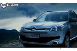 Citroën C Crosser Conducción