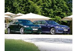 Fotos coches Alpina  Alpina  B5 hasta Octubre 2013 B5 Berlina 4.4 