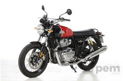 Fotos motos Royal Enfield Interceptor INT 650
