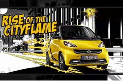 Smart Fortwo CityFlame Spot