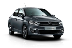 Fotos coches Citroën  Citroën  C-Elysée VTi 115 Feel