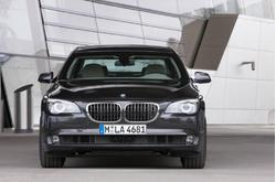 BMW Serie 7 High Security 2009