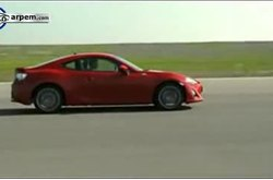 Video Toyota GT-86 Dinámica