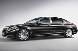 Mercedes-Benz Maybach Clase S