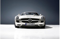 Mercedes-Benz SLS AMG Roadster 2010