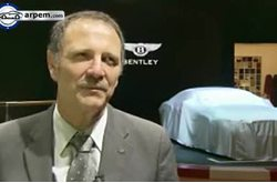 Video Bentley Entrevistas Salón París 2012