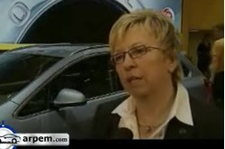 Video Opel Ingeniera Jefe Rita Forst